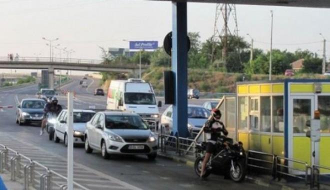 Foto: Iată în ce zile va fi suspendată taxa de la podul Feteşti