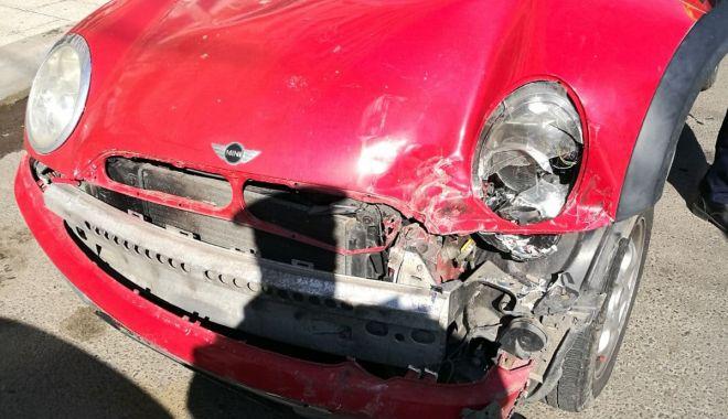 Foto: Accident rutier la Constanţa. DOUĂ VICTIME!