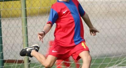Foto: Ianis Hagi a câştigat meciul cu CSS2 Bucureşti