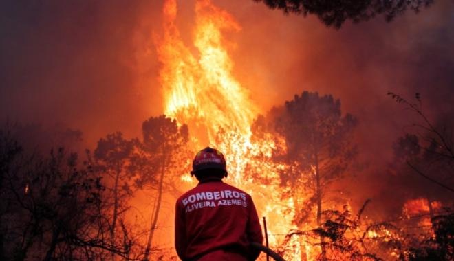 Foto: MAE / Atenţionare de călătorie în Portugalia. Cod roşu de caniculă şi incendii
