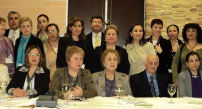 Foto: Deputatul Aledin Amet, lăudat la Conferinţa Femeilor Turce din Balcani