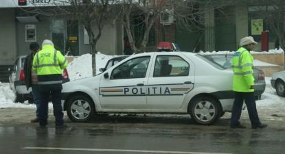 Foto: Ce infracţiuni au mai descoperit poliţiştii de la rutieră