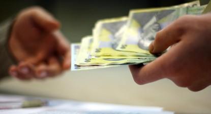 Şantaj cu ajutorul unui comisar de la Garda Financiară