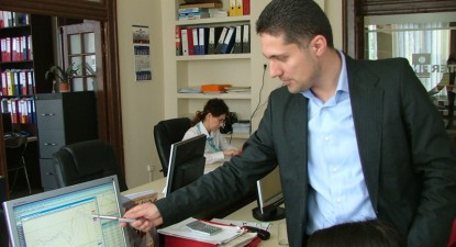 Foto: Constănţeanul Iani Stavrositu, reales în Consiliul Director al Asociaţiei Brokerilor