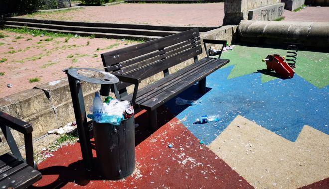 Locuri de joacă vandalizate la Constanța! Primăria depune plângeri penale - 3-1594388987.jpg