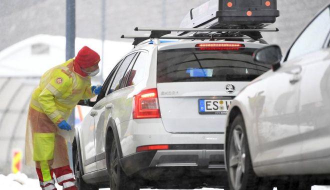 Foto: 30 de state europene au impus restricții pentru călătoriile neesențiale din afara Europei