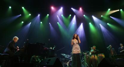 Foto: Concert Pink Martini, la Bucureşti