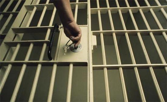 Foto: Traficant de persoane închis la Penitenciarul Poarta Albă