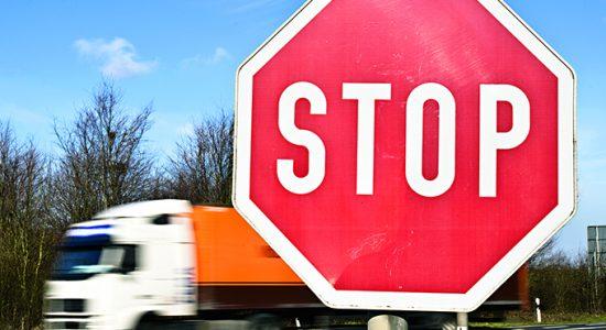 Foto: Şoferi, atenţie! Restricţii de circulaţie pe drumurile publice dintr-o ţară învecinată
