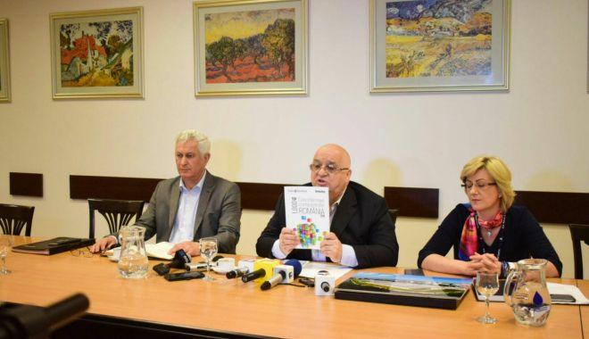 Foto: Investiţii de aproape 100 mil de euro în reţelele de apă ale Municipiului Constanţa