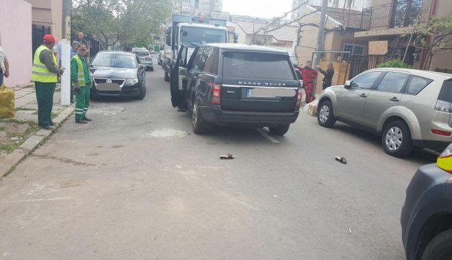 Foto: FOTO / ACCIDENT LA CONSTANŢA! Femeie lovită de un bolid!