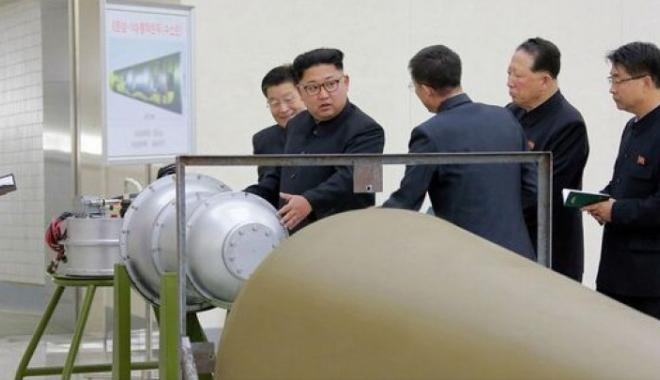 Foto: CUTREMUR DE 6,3 GRADE, după ce Coreea de Nord a testat o BOMBĂ cu hidrogen!