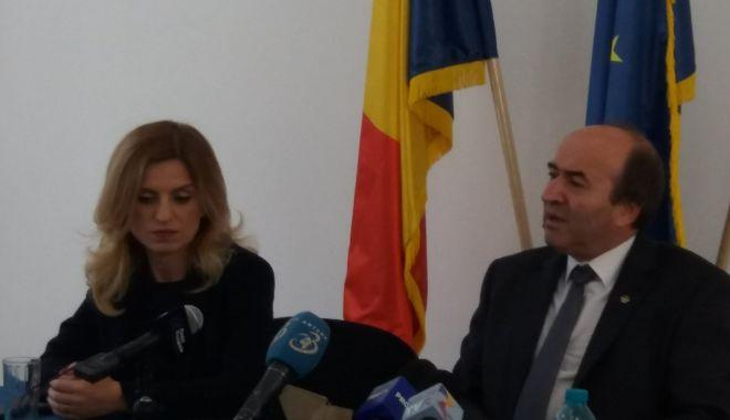Foto: Ministrul Justiţiei, prezent la Constanţa. Totul despre noul proiect ce se va aplica şi în judeţul nostru