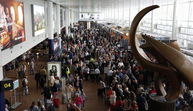Foto: Belgia, paralizată de grevă: Toate zborurile către și dinspre Belgia sunt suspendate