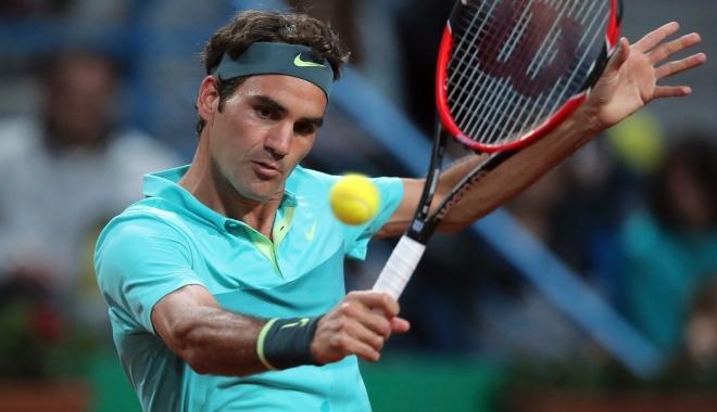 Foto: TENIS: Roger Federer, calificat în finala turneului ATP de la Halle