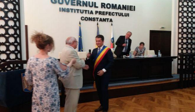 Foto: UPDATE. Consilierii locali din Constanţa, în şedinţă. PNL ÎL TAXEAZĂ PE FĂGĂDĂU!