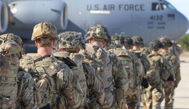 Foto: SUA au decis să-si retragă din Germania aproape 12.000 de militari