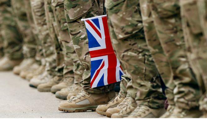 Foto: 3.500 de militari britanici în alertă,  pentru a ajuta în cazul unui Brexit fără acord