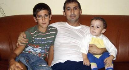 Foto: Un tată cere ajutor în lupta cu o boală necruţătoare: mielomul multiplu