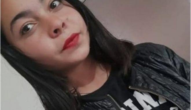 Foto: Minoră de 15 ani, dispărută de acasă. Poliţia Constanţa, apel către cei care o văd