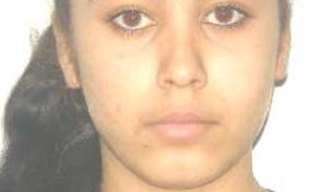 Foto: AŢI VĂZUT-O? Fată de 14 ani, dispărută de acasă
