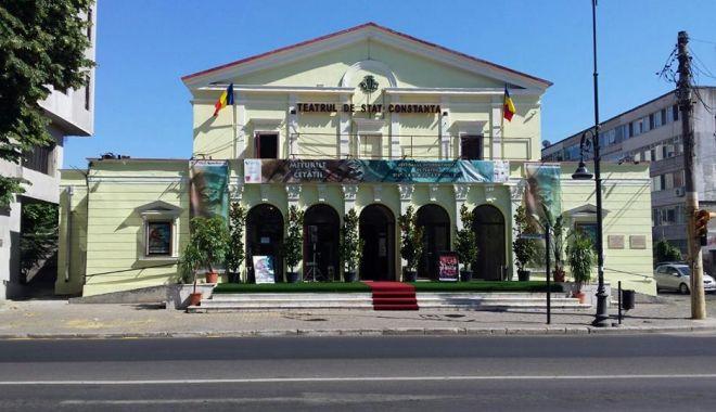 Foto: Director nou la Teatrul de Stat Constanţa / Grupul PNL a reacţionat la propunerea preşedintelui CJC