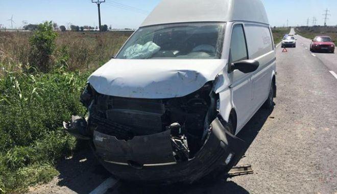 ACCIDENT RUTIER LA CONSTANŢA! Două maşini s-au lovit! O victimă