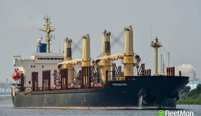 Foto: 39 de nave sub standard au fost reținute în porturile de la Marea Neagră