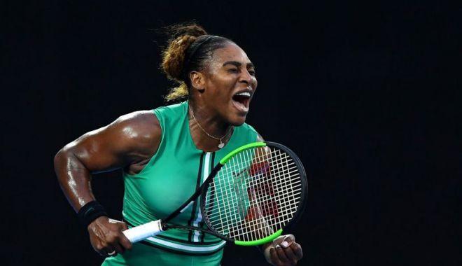 """Foto: Serena Williams a lăudat-o pe Simona Halep: """"Merită să fie lider mondial"""""""
