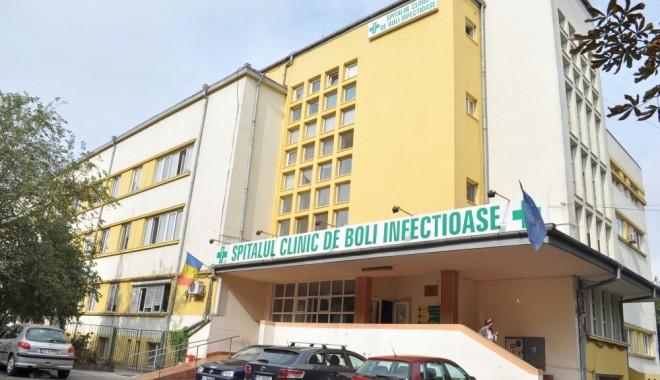 """Foto: Spitalul de Boli Infecţioase Constanţa: """"Deficitul de personal afectează activitatea instituţiei"""""""