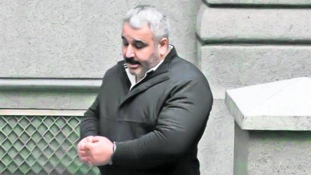 Foto: Sile Cămătaru şi fostul lider al