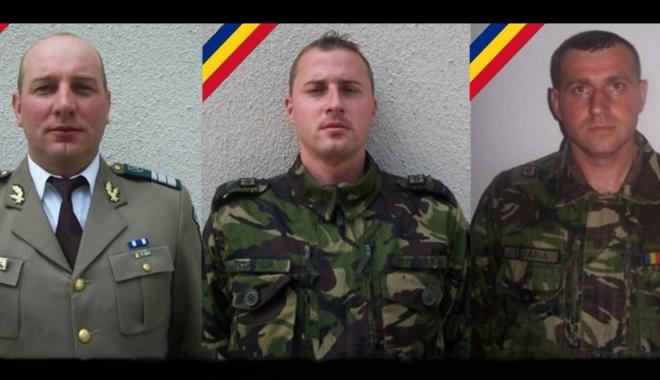 Foto: Un adevăr crud şi o întrebare fără răspuns: Cine răspunde de vieţile militarilor?