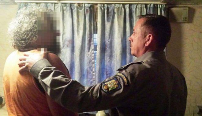 Foto: Cetăţeanul sârb acuzat de GENOCID, prins de poliţiştii români, căutat de 30 de ani!