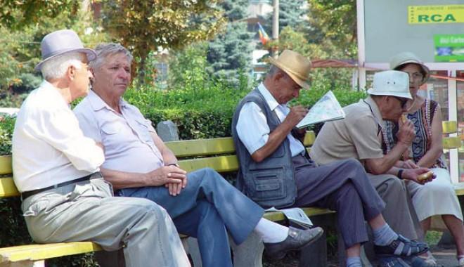 Foto: Anunţ important pentru cei care au de primit pensii
