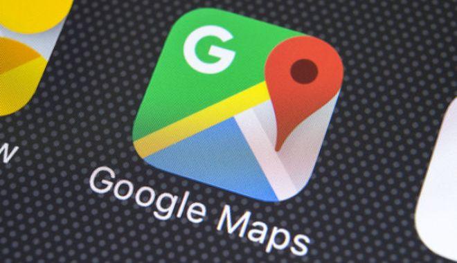 Foto: Google Maps introduce noi funcții pentru șoferi: afișează limitele de viteză și pozițiile camerelor video de supraveghere
