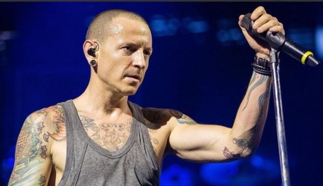 Foto: Solistul trupei Linkin Park s-a SINUCIS / Detalii şocante despre moartea artistului
