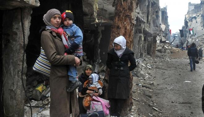 Foto: Mediatorii internaţionali reiau negocierile de pace în Siria
