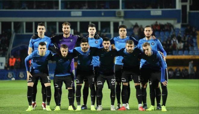 Foto: FC Viitorul a încheiat, la egalitate, partida cu Concordia Chiajna