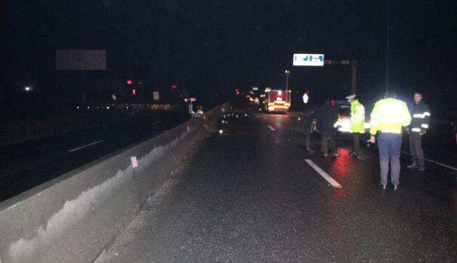 Foto: TRAGEDIE LA CONSTANŢA! Bărbat lovit mortal de două maşini