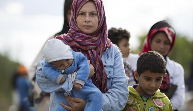 Foto: Zece cetățeni irakieni, depistați la frontiera cu Bulgaria