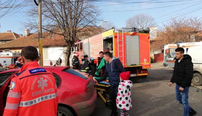 Galerie foto. Accident rutier la Constanţa. Victima este o femeie - 48275759538113379985329575924587-1544696267.jpg