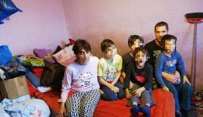 Foto: CAMPANIE UMANITARĂ! O familie greu încercată de soartă are nevoie de ajutor