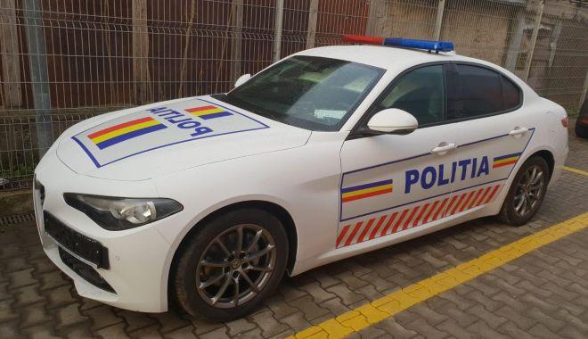 Foto: FOTO. ŞOFERII INDISCIPLINAŢI NU MAI AU SCĂPARE! Poliţia Constanţa s-a dotat cu o nouă autospecială