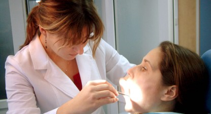 Foto: Igiena dentară deficitară favorizează apariţia cancerului cavităţii bucale