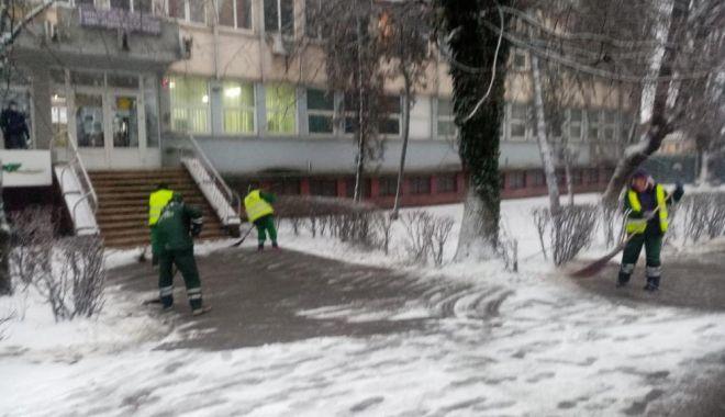 GALERIE FOTO / Circulația în municipiul Constanța se desfășoară în condiții de iarnă! - 4aaa312ba38d4ed1871caa13a64bb832-1611728754.jpg
