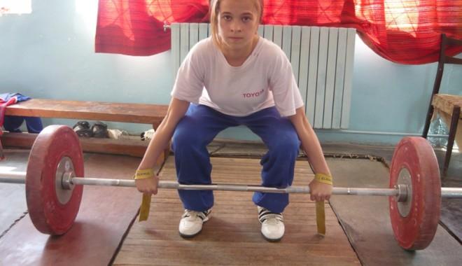 Foto: Laura Pricop, şanse mari de medalie la Mondiale