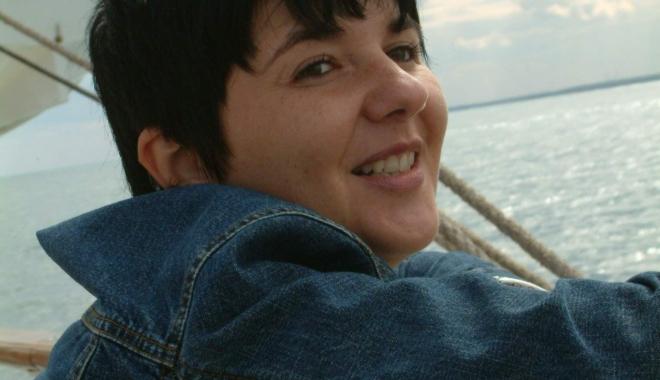 GALERIE FOTO. Georgiana Voineagu, o viață dedicată presei - 5-1466937342.jpg