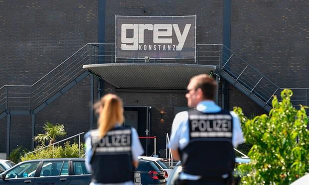 Foto: ALERTĂ ÎN GERMANIA. Cel puțin doi morți, inclusiv presupusul atacator, într-un incident armat într-un club de noapte