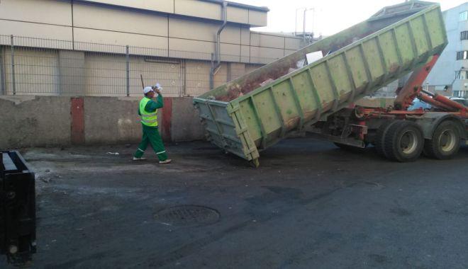 Foto: Constănţeni, atenţie! Unde putem depozita deșeurile din construcții