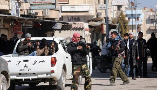 "Foto: Presa Suedia: ""Arme româneşti în Siria"". MAE neagă!"